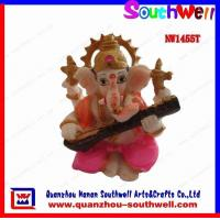 Buy cheap Polyresin Mini Ganesh Statue from wholesalers