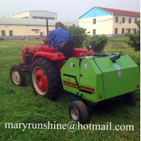 Buy cheap CE approved high quality RXYK0850/0870 mini round baler round hay baler for small farm from wholesalers