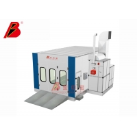 Buy cheap Microcomputer Control Bus Spray Booth from wholesalers