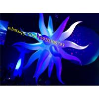 Buy cheap Inflatable Bent Star , inflatable star , inflatable led balloon , inflatable light , light balloon , wedding balloon from wholesalers