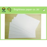 Buy cheap A4 Paper Art Cardboard Sheets For Calendar Moistureproof 250gsm / 250um Thick from wholesalers