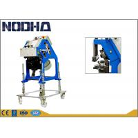 Buy cheap 1400RPM Pipe Cold Cutting Tools , Portable Chamfering Machine 1.5 KW Motor Power from wholesalers