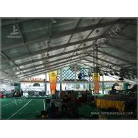 Buy cheap Large Beer Festival Marquee Tent Portable Metal Frame Structure ISO CE Certification from Wholesalers