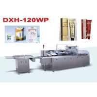 Buy cheap Cosmetic Packaging Machine Automatic Carton Box Packing Machine For Hair Creams/ Ointment from wholesalers