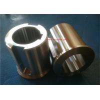 Buy cheap Head Drum Motor Shaft Sleeve, Custom Made Machine Parts by CNC Machining Center from wholesalers