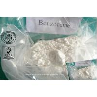 Buy cheap CAS 94 09 7 Benzocaine Raw Anabolic Steroids Crystalline Powder For Analgesic from wholesalers