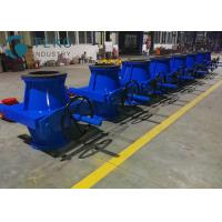 """Buy cheap 48"""" Manual Rubber Pinch Valve Ductile Iron Uniform Wear Cord Fabric from wholesalers"""