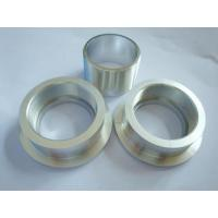 Buy cheap Custom cnc aluminum turning flanges and inserts from wholesalers