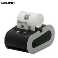Buy cheap Thermal Printer Label Receipt Printer 80mm Portable Mini Mobile Printer Bluetooth Label Maker Support POS Android IOS from wholesalers