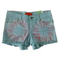 Buy cheap Lady's Fashion Short Jeans from wholesalers