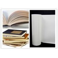 Buy cheap High Temperature Hot Melt Adhesive Film  Milky White 0.12mm Thickness For  Book Binding from wholesalers