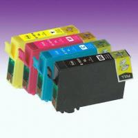 Buy cheap Color Ink Cartridge, Compatible for Epson 18XL, Suitable for Inkjet Printers from wholesalers