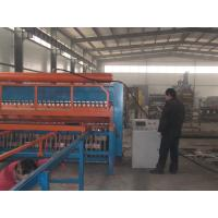 Buy cheap Pneumatic Control Stainless Steel Bar Mesh Welding Machine For Dock Floor from wholesalers
