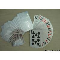 China US Banknot Playing Cards on sale