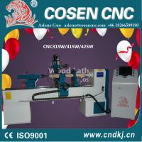 Buy cheap 2017 New Product Cnc Lathe Wood With Automatic Feed hot sale in 2018 from wholesalers