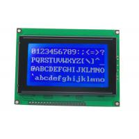Buy cheap 128*64C COB Monochrome Graphic STN LCD Module with Zebra for Instrument & meter , Manipulator Controller from wholesalers