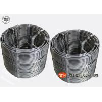 Buy cheap 316 Stainless Steel Wort Chiller Evaporator Condenser Coils High Heat Transfer from wholesalers