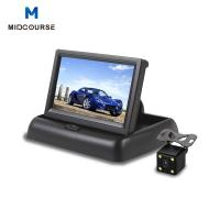 Buy cheap HD 4.3 Inch Touch Screen Monitor For Car Dashboarda CE FCC Approved from wholesalers