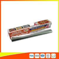 Buy cheap Heat Resistant Household Aluminium Sheet Roll For Food Packing With FDA SGS Certificate product