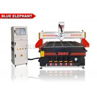 Buy cheap Computer Control Wood Sign Carving Machine , Homemade Cnc Wood Router 220V / 380V Voltage product
