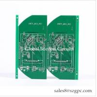 Buy cheap SMT Service HASL 1 OZ two layers PCB board electronic circuit for medical device from wholesalers
