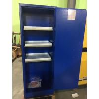 Buy cheap Grounding Corrosive Safety Cabinets , Acid Storage Containers 22 GAL Lockable from wholesalers