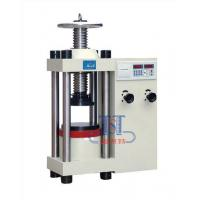 Buy cheap Digital Concrete Compression Testing Machine from wholesalers