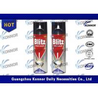 Buy cheap Customized Handheld Micro - Poison Fly Bed Bug Insecticide Spray MSDS / ISO9001-2008 from wholesalers