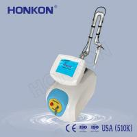 Buy cheap Tattoo Removal Q Switch Nd YAG Laser Device with Korea 7 - joint Articulated arm product