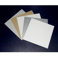 Buy cheap Coated Dye Sublimation Aluminum Blanks , Slim Alloy Aluminum Card Blanks from wholesalers