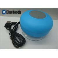 Buy cheap Factory Top Sell Portable Waterproof Bluetooth Mini Shower Speaker from wholesalers