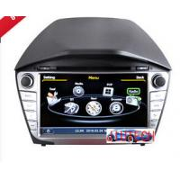 Buy cheap Hyundai ix35,hyundai ix35 navigation dvd,Car Stereo DVD for Hyundai ix35 GPS Satnav Naviga from wholesalers