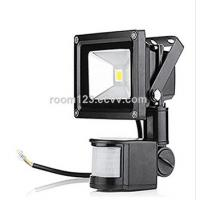 Buy cheap Waterproof LED Flood Light, 10W Daylight Flood Light Outdoor White Motion Sensor for Landscape, Senic Spot, Hotel from wholesalers