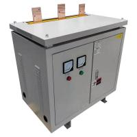Buy cheap Large Current Three Phase Transformer 120 KVA Copper Bar 3 Phase Transformer from wholesalers