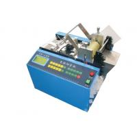 Buy cheap Accurate Tube/Tape/Sleeve/Label Cutting Machine With Sensor For Products With Marks from wholesalers