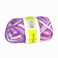 Buy cheap Acrylic Yarn in Multicolor, Different Counts and Colors are Available from wholesalers