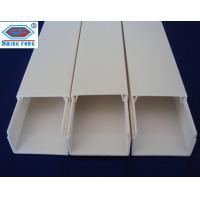 Buy cheap Constriction Wiring Duct Cable Duct product