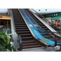 Buy cheap 0.2m/s Speed Heavy Duty Escalator Leading edge plate with customized figures from wholesalers