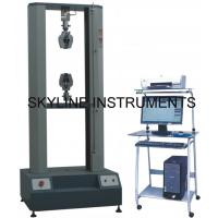 Buy cheap Servo Control Universal Tensile Testing Machine from wholesalers