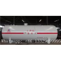 Buy cheap factory price best price pressure vessel 4ton 10m3 lpg storage tank for sale, bullet type propane gas storage tank from wholesalers