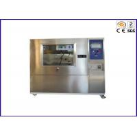 Buy cheap 12KW IPX9K-1000 IP Testing Equipment , Environmental Water Spray Test Chamber from wholesalers