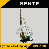 Buy cheap High quality AKL-150L exploration drill rig from wholesalers