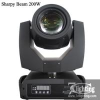Buy cheap 200W 5R Sharpy Beam / 230W 7R from wholesalers