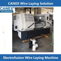 Buy cheap poly electrofusion fitting wire laying machine from wholesalers