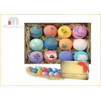 Buy cheap Private Label Mini Bath Bombs Set For Perfect Christmas Gift 3 Years Shelf Life product