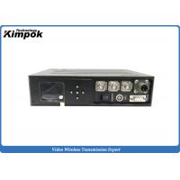 Buy cheap Army Video and Data COFDM Transmitter for Command Control , 10W Digital Wireless Transmission System product