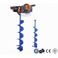 Buy cheap 52 CC Earth Auger / Petrol Post Hole Digger from wholesalers
