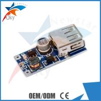 China DC - DC Converter Step Up 5V Boost Module for Arduino with two AA batteries on sale