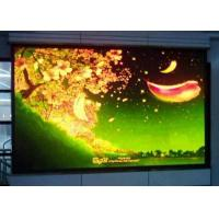 Buy cheap SMD Nationstar Public Indoor Led Display Screen P6.25 250 * 250mm Module For Concerts from wholesalers