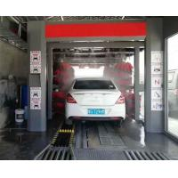 Buy cheap Automatic car washing equipment with Flat belt conveyor/Automated stainless tunnel car wash from wholesalers